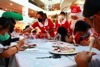 墾丁福華「耶誕雪橇」傳幸福 陪伴弱勢孩童的心不受疫情影響
