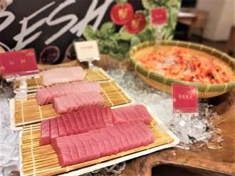 鹿鳴酒店耶誕大餐優惠台東縣民 成人每人499元