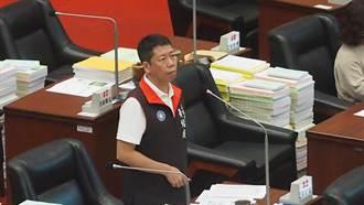 蘇偉碩被查水表 黃紹庭批警總復辟重回戒嚴