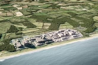 英國政府認定「核能為清潔能源」將給核電廠有利融資
