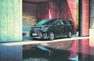 最賣MPV!Lexus LM狂銷1600台