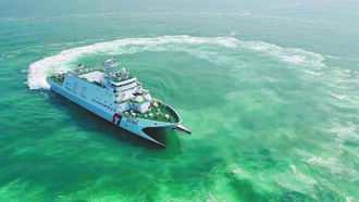包庇陸漁民越界 海巡夫妻齊坐牢