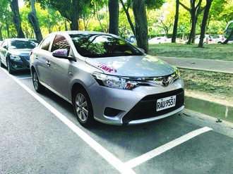 台北共享汽機車 議員促設賠償上限