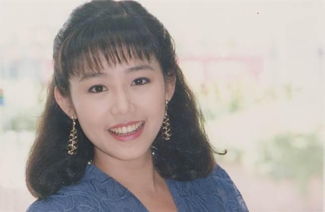 崔丽心是「校园十大美女」最出名一位。(图/本报系资料照)