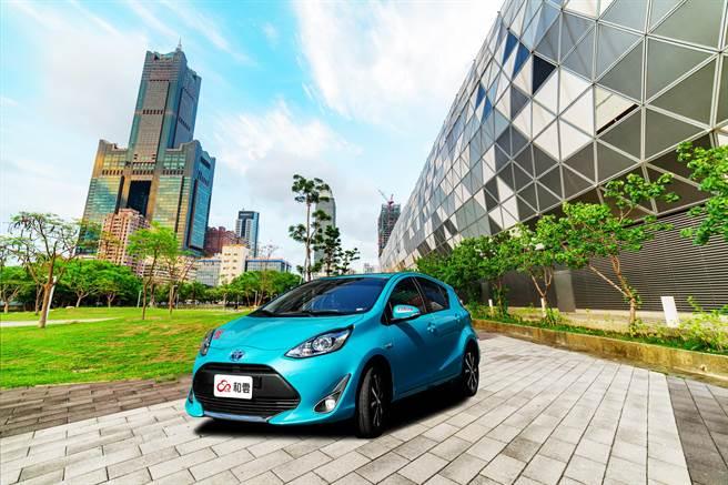 iRent共享汽車路邊租還服務,將於18日在高雄上線。(iRent提供)