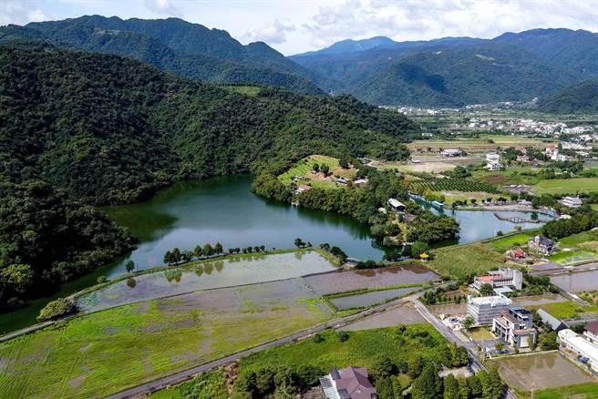 員山鄉大湖風景區。(本報資料照片)