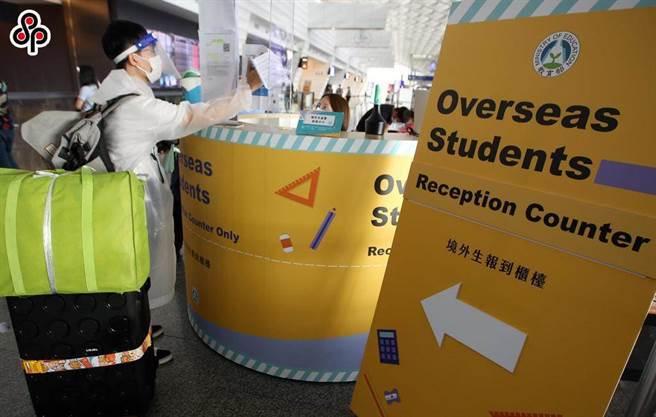 一群在台澳門生發起連署,希望台灣政府縮短澳門來台者的隔離時間。(本報資料照片)