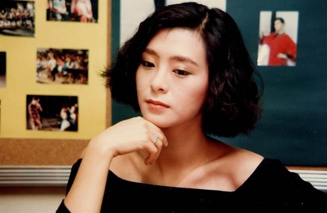 夏文汐堪称80年代美艷女神,名气不输叶子楣、邱淑贞。(中时资料照片)