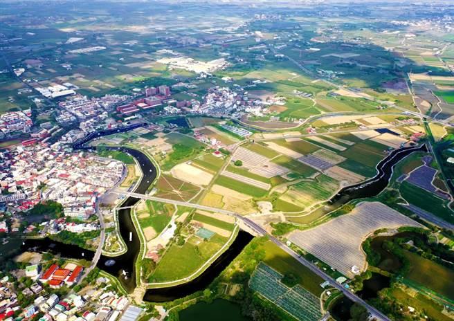 圖為台南的月津港。(圖:台南市政府提供)
