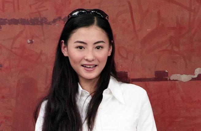 香港女星張柏芝。(圖/ 取自中時資料庫)