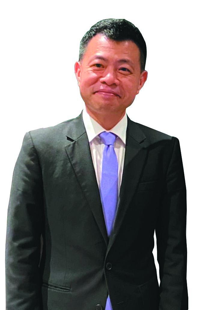國泰世華銀行首席經濟學家林啟超