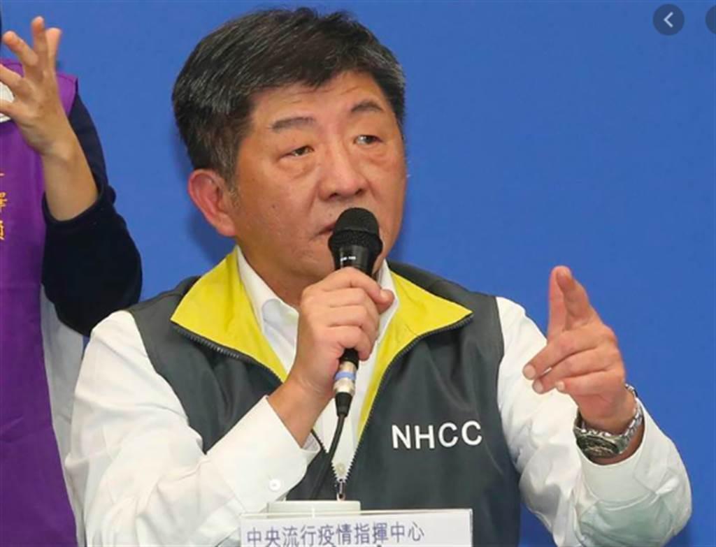 針對蘇偉碩反萊豬遭警約談一事,指揮中心陳時中表示「見解不同法院見」。(圖/中時資料照)