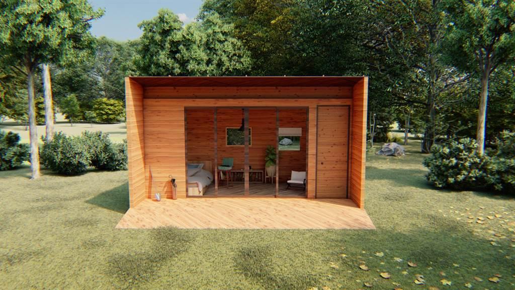 蓋一棟會呼吸的木房子,在森川里海與台灣國產木材一起吐納。或者愛用國產木材製品,也能間接守護台灣土地。(圖/林務局提供)