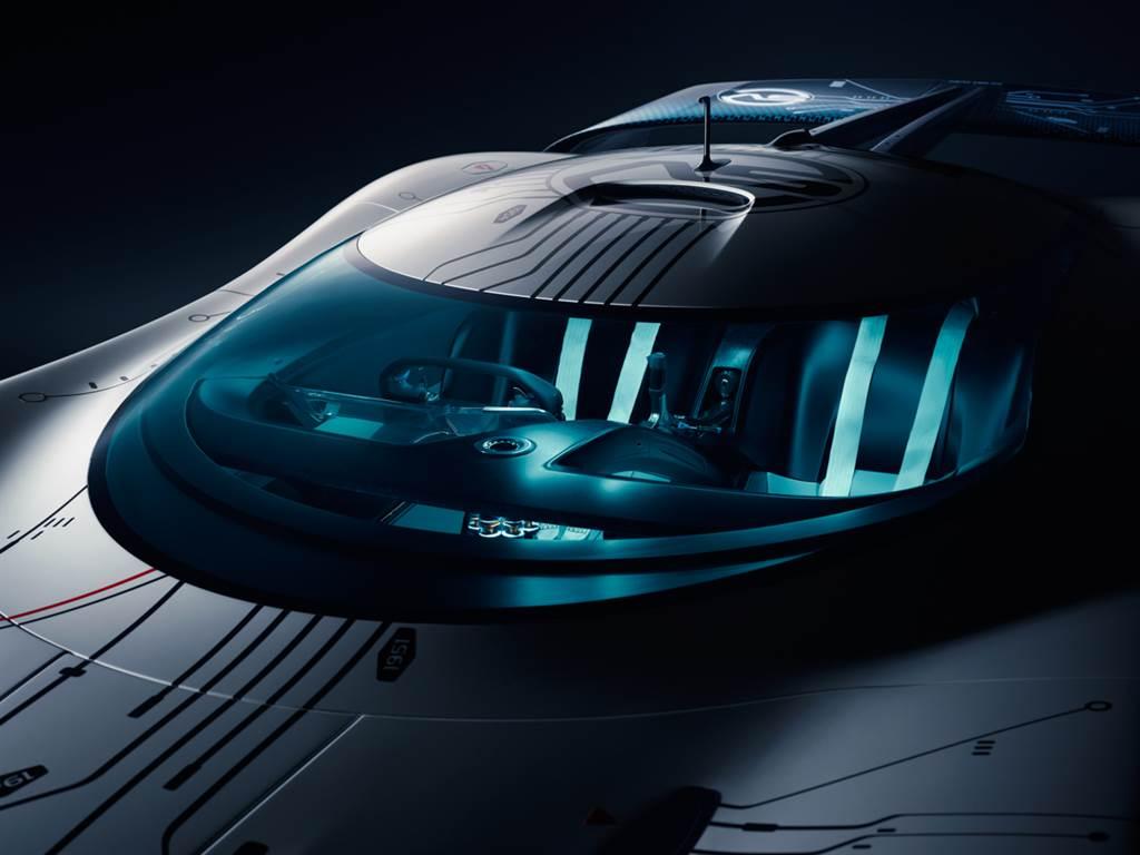 一窺品牌未來樣貌 Jaguar再推Vision Gran Turismo SV概念車