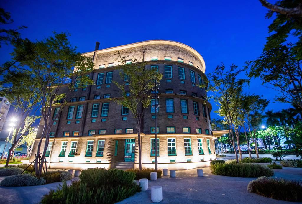 最美新地標嘉義市立美術館。(嘉義市政府提供)