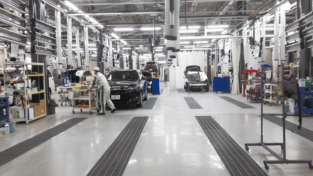 看见汽车保养产业新未来形态迈向精准创新服务新蓝海。图/全联会提供
