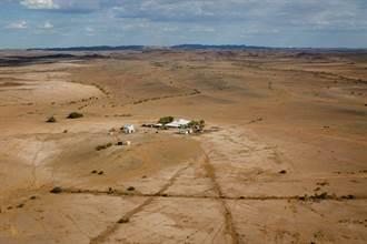 澳洲現神秘「外星六角形」 衛星鳥瞰圖曝光