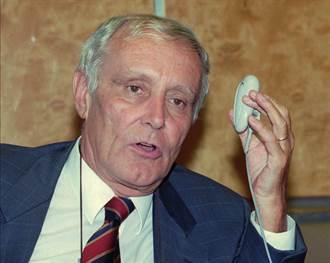 瑞士前总统柯提传因染疫辞世 享寿81岁