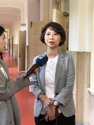 卢秀燕向美官员表态反莱猪 绿委:国民党要反美亲中?