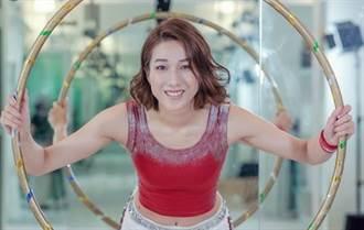 華裔小姐冠軍緊身中空裝熱舞 重溫16年前選美才藝