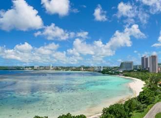 关岛总督2021年初访台 讨论旅游泡泡与经贸议题
