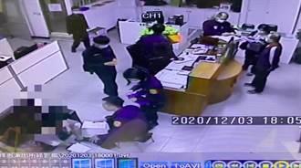 女子遭毆報案 員警延開三聯單遭懲處