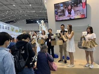 前進台北食品展 嘉義縣嚴選優鮮品牌產品