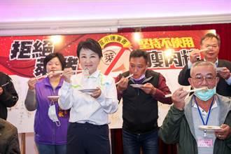 遭政院批突襲 盧秀燕:為民發聲是我的職責