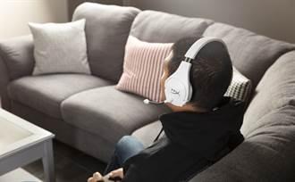 濃濃聖誕味 HyperX推白色Cloud Stinger Core無線電競耳機