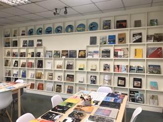 文化中心「基隆書室」亮相 揭秘文化知識藏寶庫