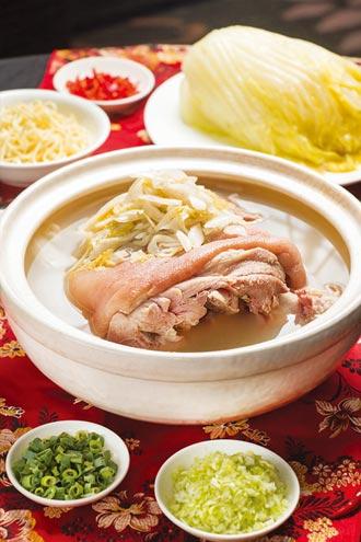 華國飯店年菜開賣 推人氣燉湯