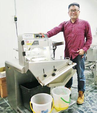 上聯專精水煮蛋生產、剝殼分級設備