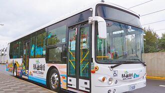 新北電動公車 明年增76輛