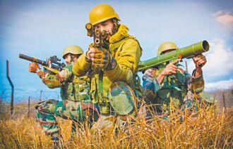 印增前線彈藥 可與中巴激戰15天