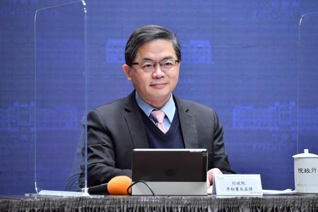 反萊豬醫師蘇偉碩遭衛福部告發。行政院今天提出4點回應。(政院提供)