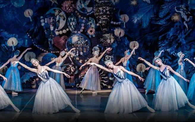 受邀來台演出的莫斯科芭蕾舞團。(翻攝聯合數位文創)
