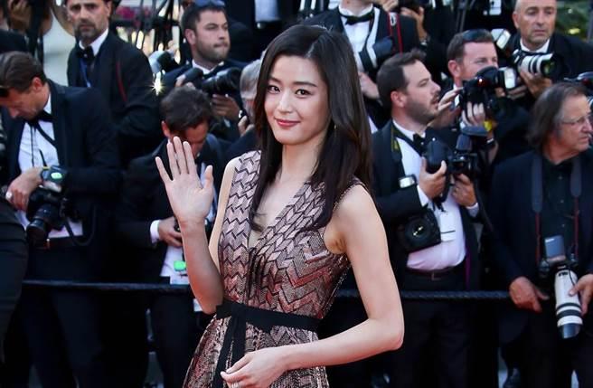 南韓女星全智賢。(圖/ 取自中時資料庫)