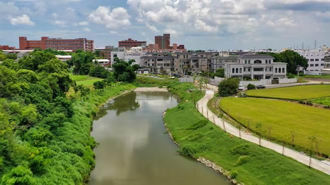 台南市治水一向是施政重點,南市府水利局在防洪、e化管理、環境永續方面都有不錯成績。(台南市政府水利局提供/莊曜聰台南傳真)