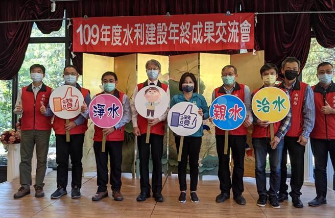 台南市治水一向是施政重點,南市府水利局在防洪、e化管理、環境永續方面都有不錯成績