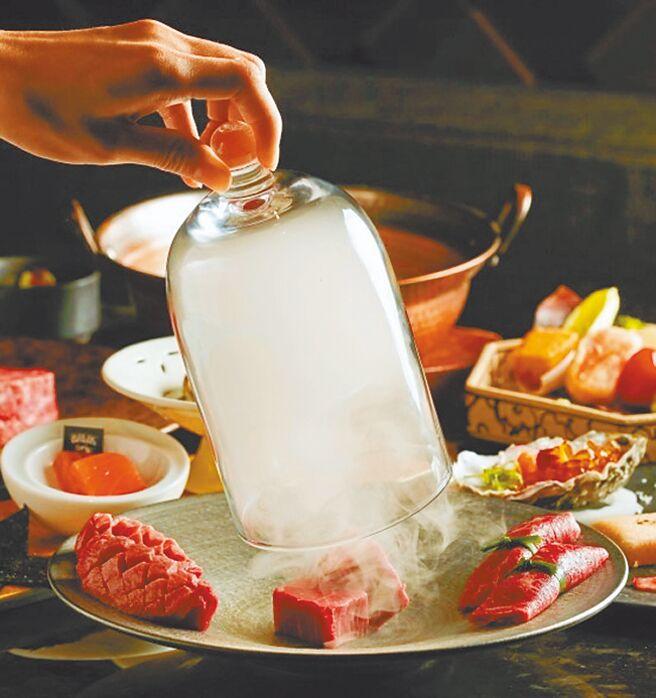 微风南山的和牛47,是跨年聚餐热门餐厅。(微风提供)