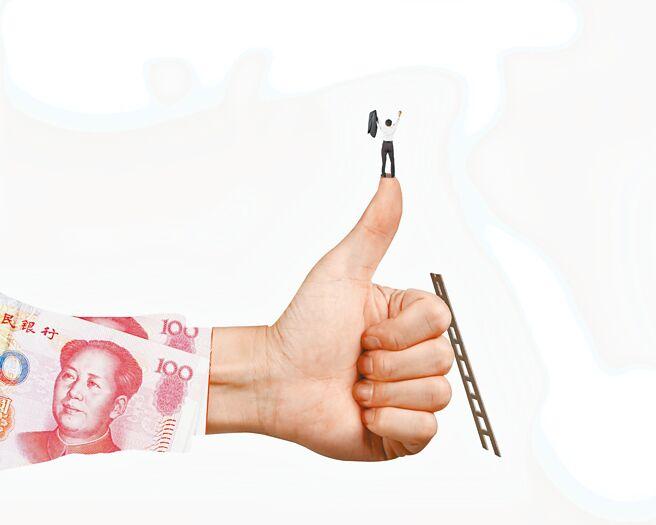 人民幣升勢難擋,6.3指日可待。(本報系資料照片)