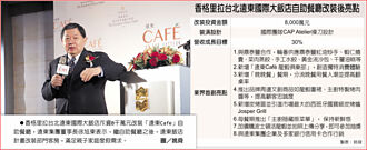 结盟鼎泰丰 远东Cafe八大升级