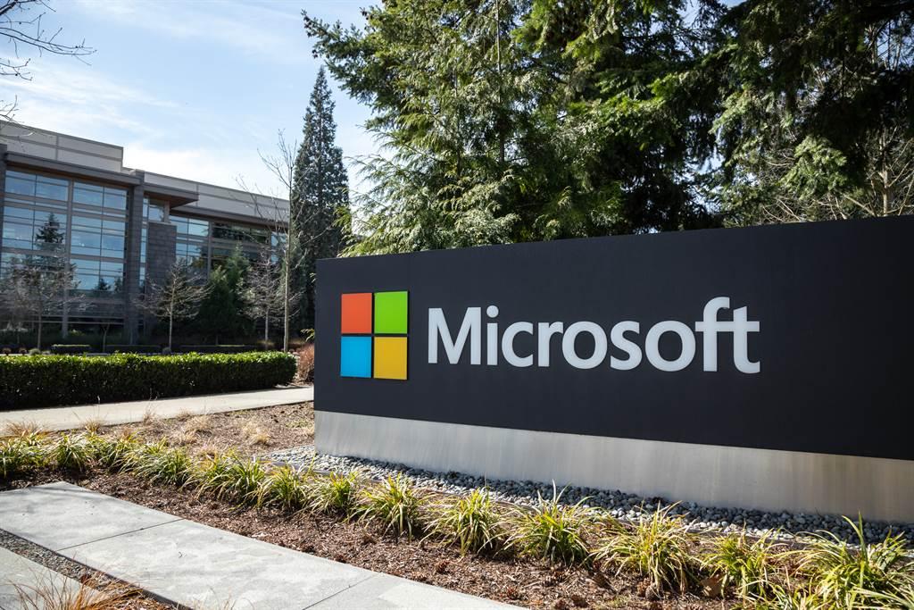 微软公司(Microsoft)遭骇客入侵。图/shutterstock(photo:ChinaTimes)