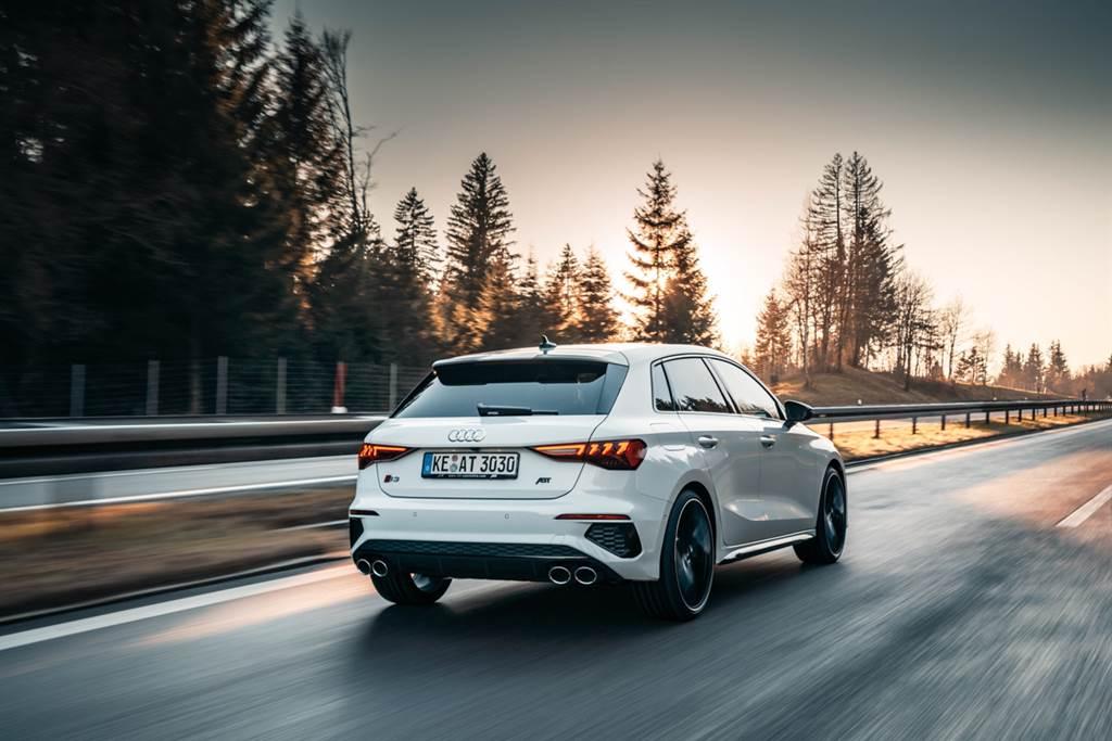 Audi RS3遲遲不出?ABT給你另外一種選擇:直接爆改S3!