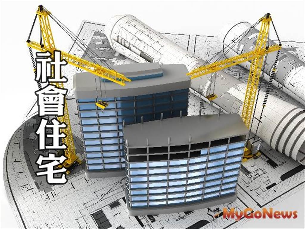 中央成立國家住宅及都市更新中心,有信心與地方共同達成二階8萬戶目標