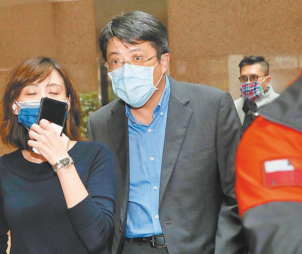 聯合數位文創董事長李彥甫坦言,舞團經紀人對檢測結果質疑,團員們則希望早日離開台灣,並對過程有些反彈。(鄭任南攝)