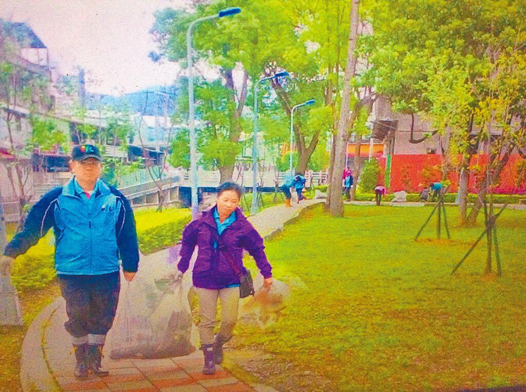 樹林山佳里集會所因溪流整治遭拆除,區公所現已在新興街公園綠地規畫新活動中心,預計有160坪空間供里民使用。(樹林區山佳里長許建強提供/蔡雯如新北傳真)