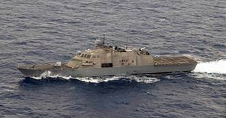 濱海作戰艦LCS設計缺陷難解 恐成「浮動垃圾」