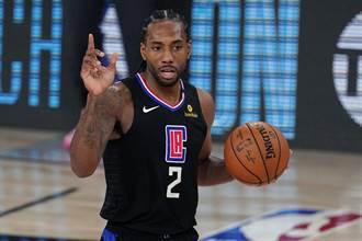 NBA》快艇涉嫌違法招募里歐納德 聯盟調查中