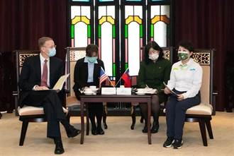 卢秀燕向AIT表达反莱猪 苏贞昌轰:不要因个人破坏台美关系